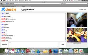 Chatroulette rencontres omegle